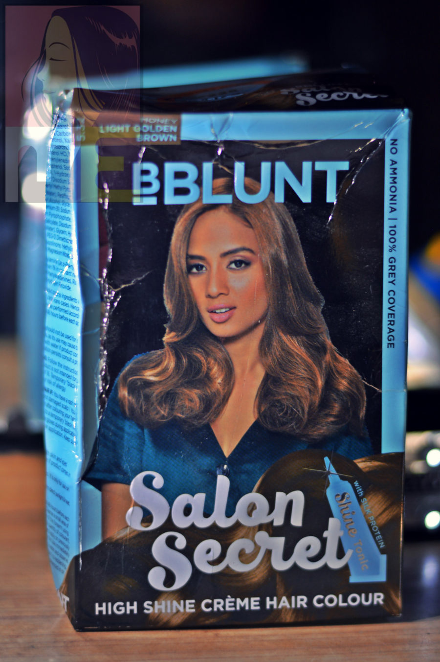 Bblunt Salon Secret Honey Light Golden Brown Shade Review