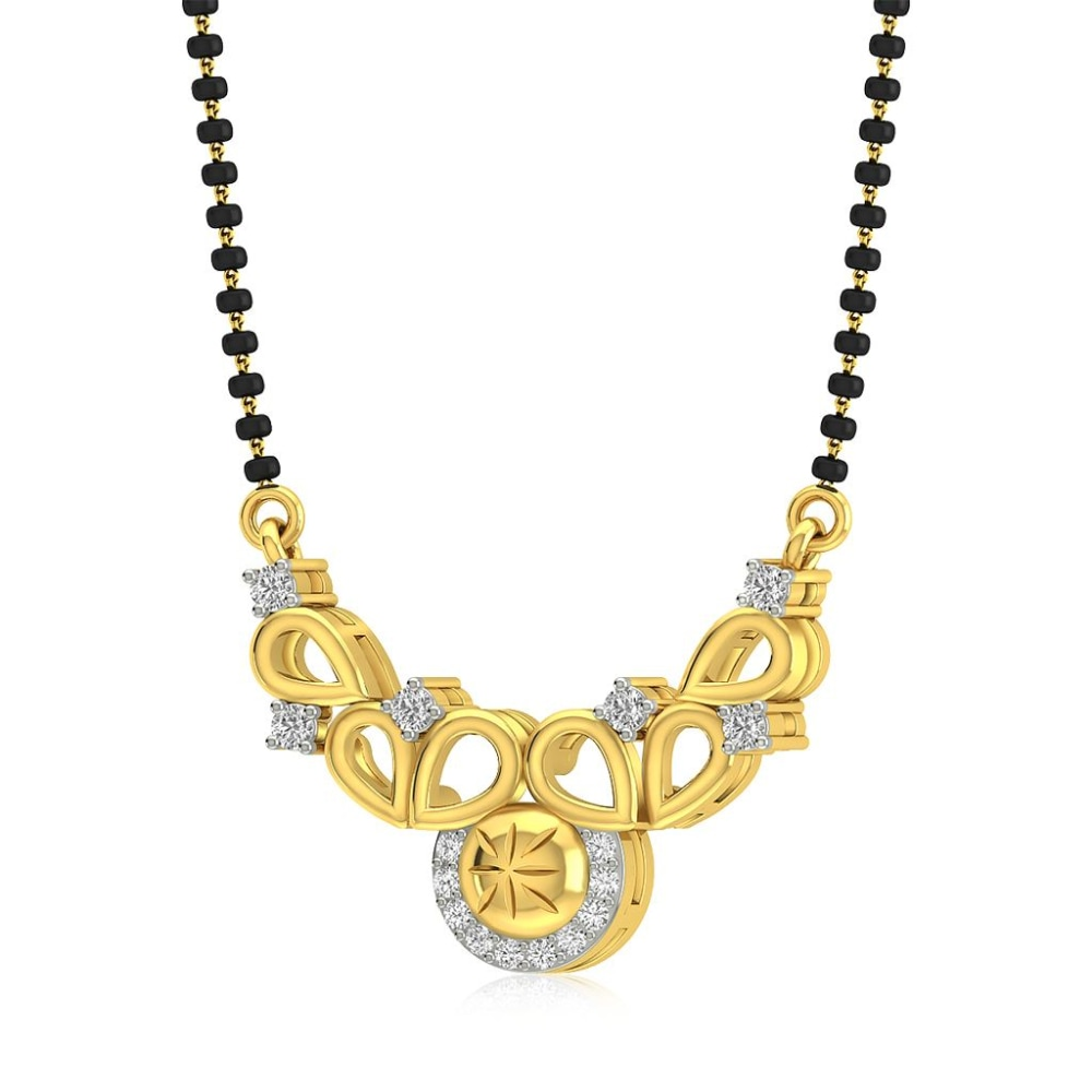 Gold Mangalsutra Designs 2018 For Soon To Be Brides