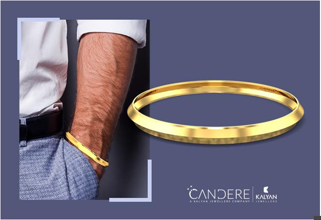 Guest Post Gold Kada For Men The Quintessential Wrist Jewellery